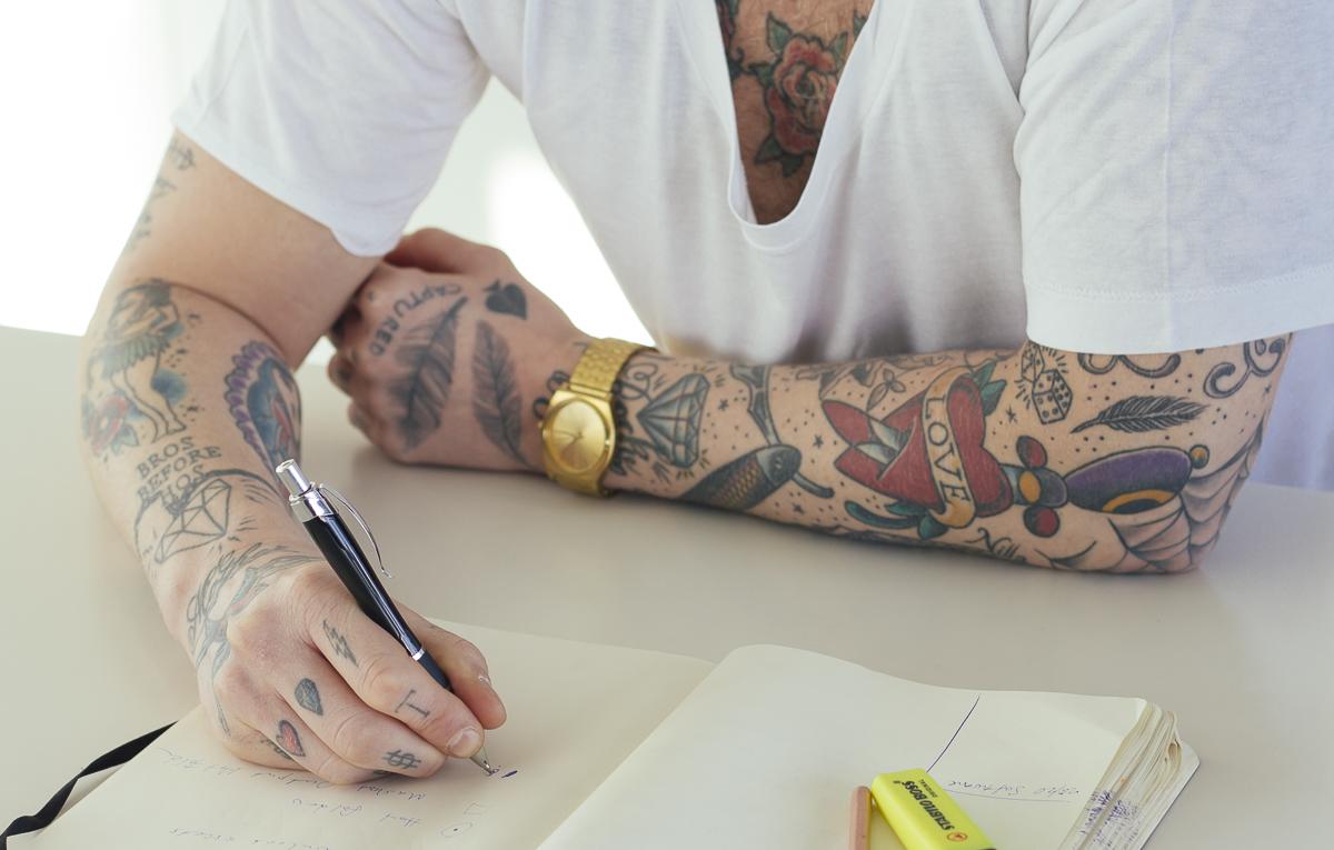 Tattoo You Sinner